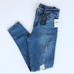 Lucky Brand Bridget skinny jeans size 30 ankle